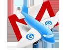 Mail Plane Gmail Account Management