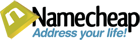 Namecheap Domains