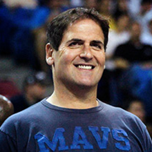 Mark Cuban - Blog Maverick